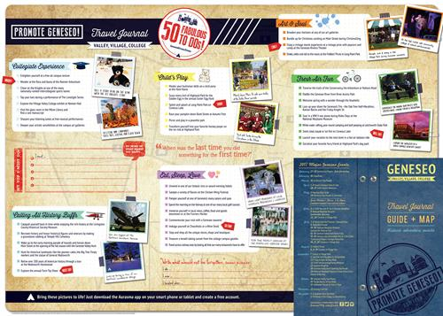 Promote Geneseo! Brochure 2019 • Travel Journal