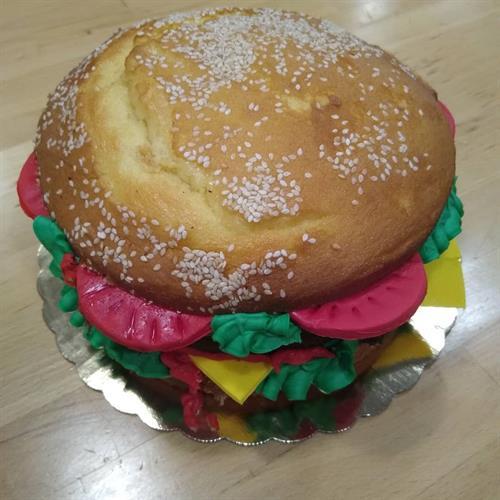 Custom Cakes! (No really, it's a cake.)