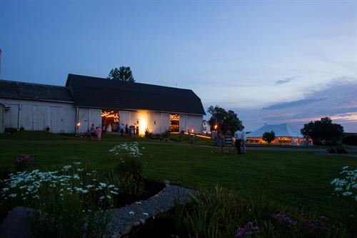 Event at The Barn