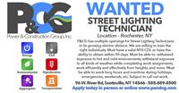 Streetlighting Technician