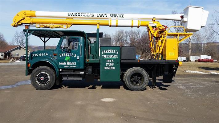 Farrell's Lawn Service Inc
