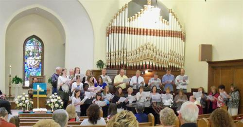 Trinity Church Choir
