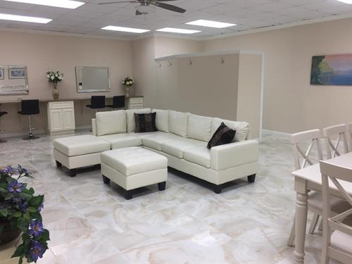 Brides Lounge