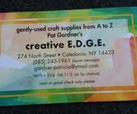 Creative E.D.G.E.