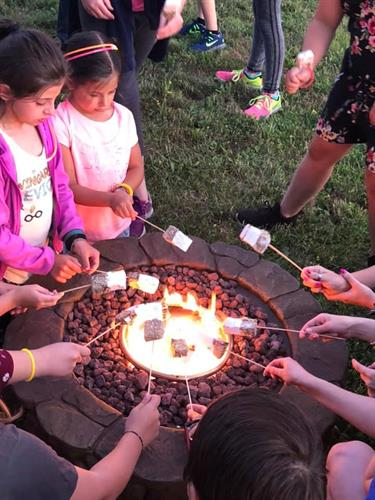 S'mores Served Up & Fire Pit Rental