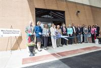 Mary Saunders Beiermann Emergency Department Ribbon Cutting, June 6, 2014