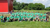 The GVPS Staff at our company picnic 2014