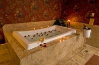 A romantic evening in the Bethia Suite