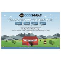 Code Ninjas Grand Opening
