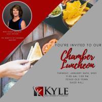 Chamber Luncheon 1/26/2021