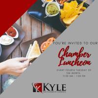 Kyle Chamber Luncheon 06/22/2021