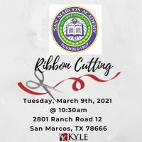 Ribbon Cutting Event for San Marcos Academy