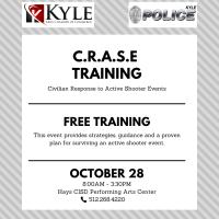 C.R.A.S.E Training