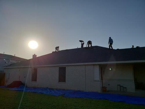 roofing!