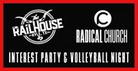 Interest Party, BBQ, & Volleyball Night