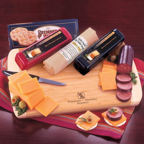 Cheese Board!  (imprinted w/ your logo)