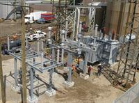 138 to 13.8KV Substation Upgrade