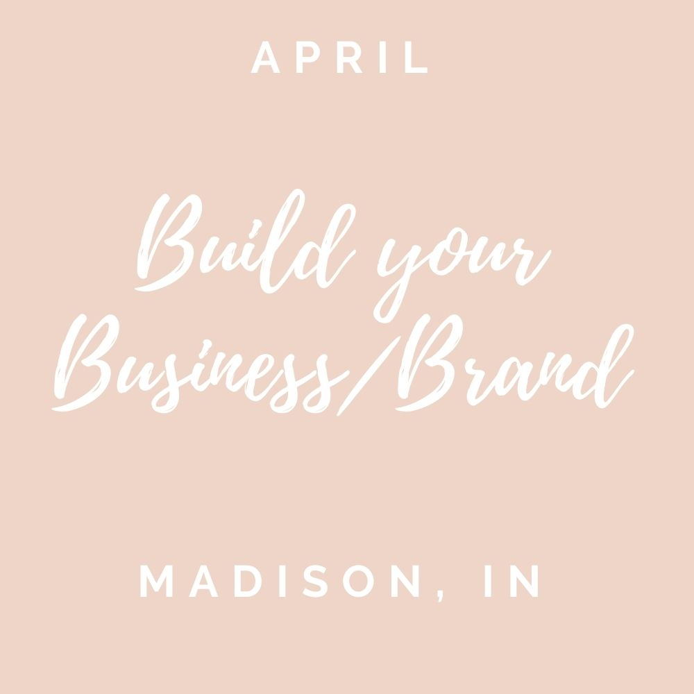 Build Your Business/Brand Retreat at Richwood on the River (April)