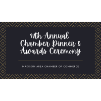 97th Annual Chamber Dinner & Awards (Virtual)