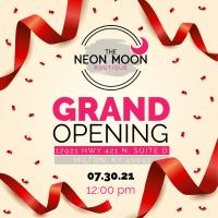 Ribbon Cutting at Neon Moon Boutique