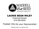 Laurie Dean Wiley, Financial Advisor, Associate of Justin Larkin at Waddell and