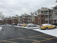 Clay Terrace Apartment Complex