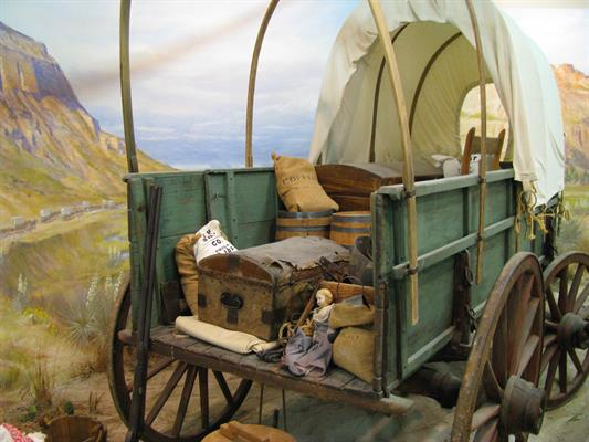 National Frontier Trails Museum