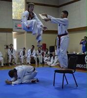Black Belt Tournament  Competition