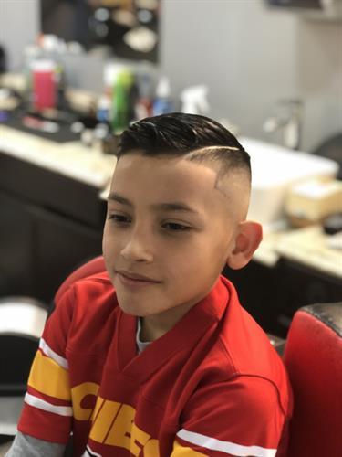 kiddos haircuts