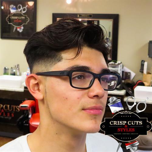 High School Haircut