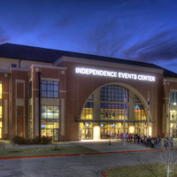 Independence Events Center photo by Bill Cobb