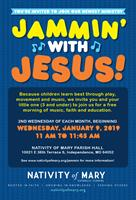Jammin' with Jesus, a Ministry for Birth-3 year olds