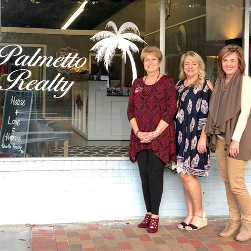 Palmetto Realty 1 Year Anniversary 2018
