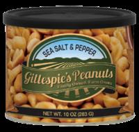 Sea Salt & Pepper