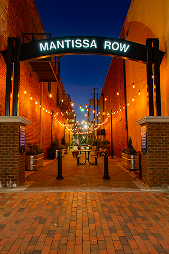 Mantissa Row