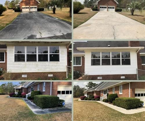 Darlington Residence Before/After