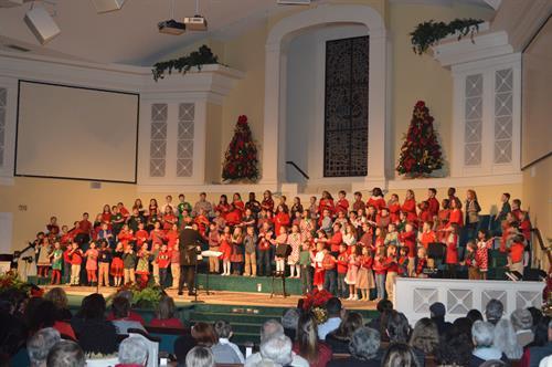 ECS Elementary Christmas Program