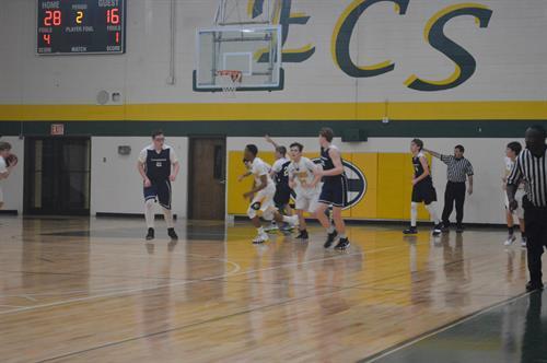 ECS Basketball
