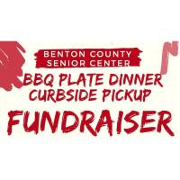 Benton County Senior Center BBQ Plate Dinner|Curebside FUNDRAISER