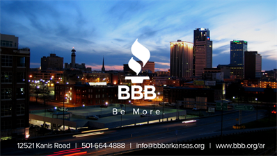 Better Business Bureau of Arkansas, Inc.