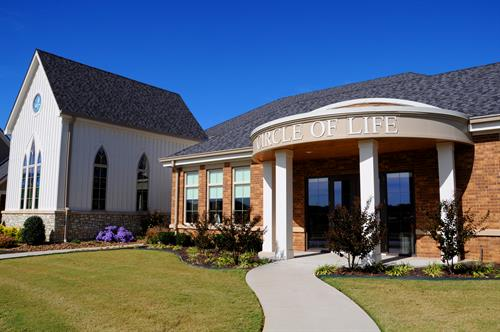 Circle of Life Hospice Home in Bentonville