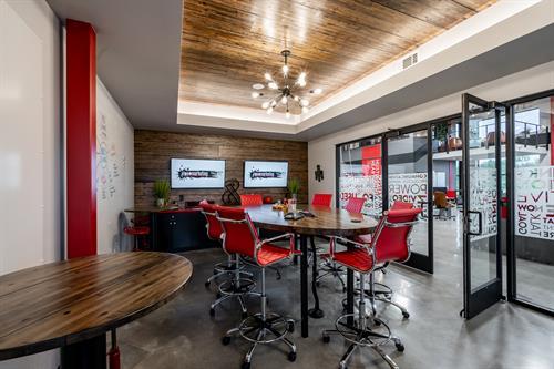 MOjO Marketing Conference Room