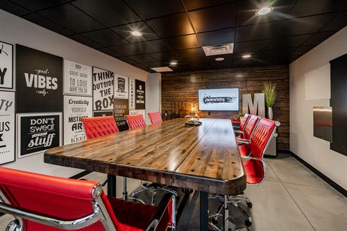 MOjO Marketing Small Conference Room