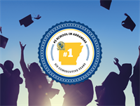 #1 ranked public high school in Arkansas for the sixth consecutive year, U.S. News & World  Report, 2012, 2013, 2014, 2015, 2016, and 2017. Haas Hall Academy is the only gold medal school in the state for the fourth year in a row.