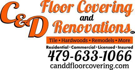 C & D Floor Covering and Renovations LLC