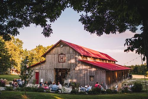 Holland Barn Arkansas Event Space
