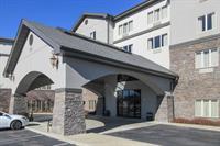Comfort Inn Entrance