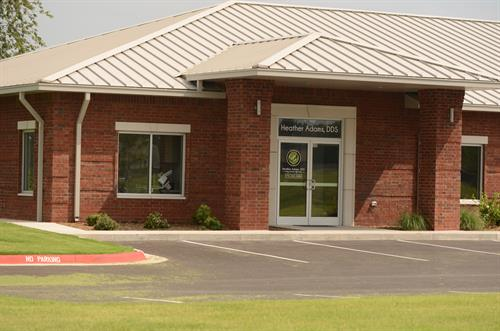 Heather Adams Dentistry Building at Highland Knolls, Suite 300