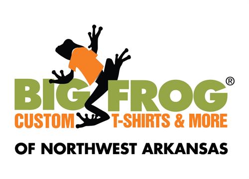 Big Frog Custom T-Shirts & More of Northwest Arkansas