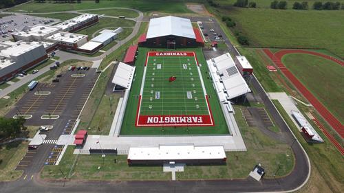 Farmington School District Athletic Facilities